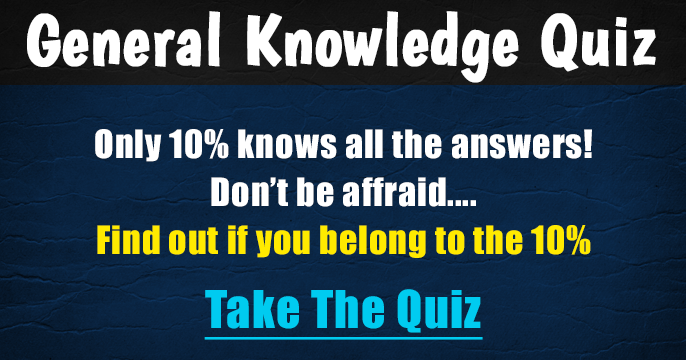 General Knowledge For Experts