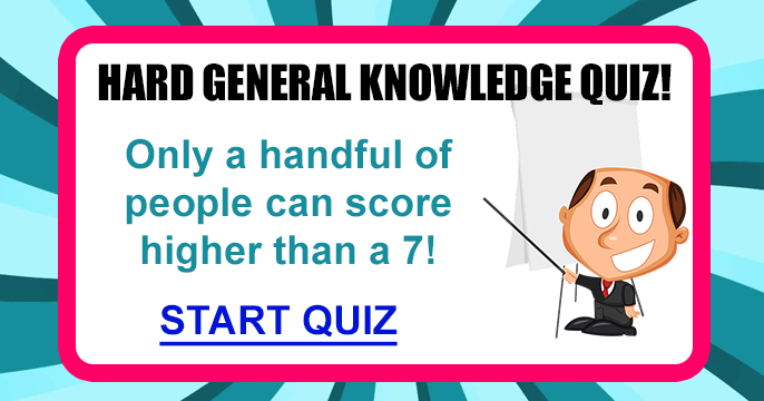 Very Few Can Beat This General Knowledge Quiz
