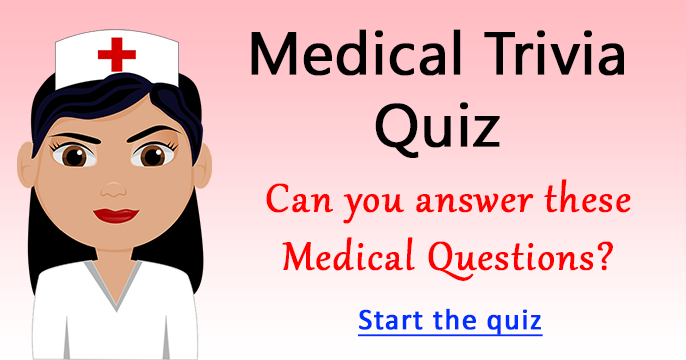 Very Hard Medical Trivia Questions