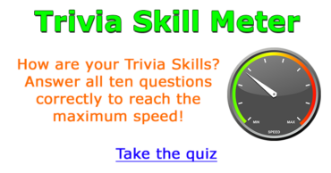 Trivia Quiz - Expert level to challenge you