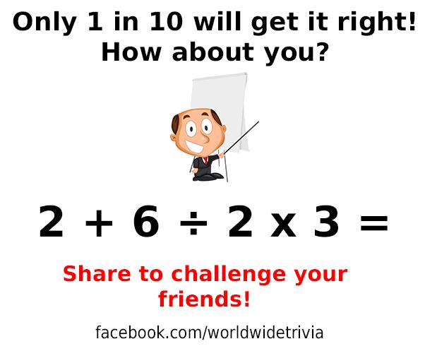 Math problem to solve