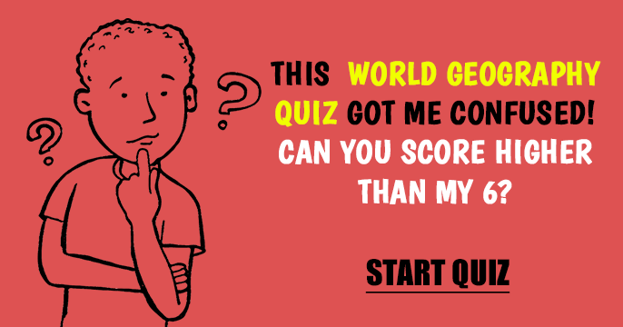 Very Hard World Geography Quiz - Geography quiz