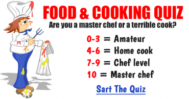 Ten Trivia Questions about Food and Cooking