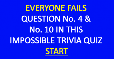 Trivia - General Knowledge Archives · World Wide Trivia