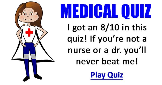 Specialist Level Medical Quiz